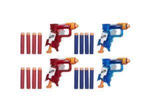 NERF N-Strike Elite Sonic Fire Sonic Ice Jolt Team Pack