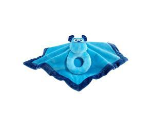 Disney Baby - Sulley Security Blanket & Ring Rattle