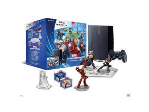 PlayStation 3 Disney Infinity: Marvel Super Heroes (2.0 Edition) Bundle