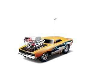 1:18 MM Garage Radio Control 1969 Dodge Charger R/T
