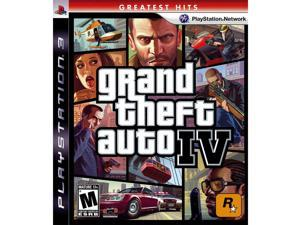 Grand Theft Auto IV for Sony PS3 Preowned