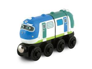 Tomy Chuggington Wooden Railway Hoot and Toot