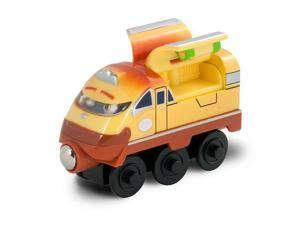 Tomy Chuggington Wooden Railway Action Chugger