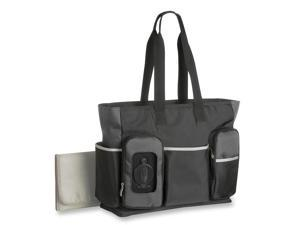 Graco Smart Organizing System Tote Diaper Bag - Onyx