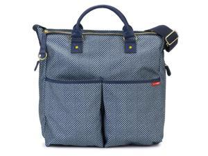 Duo Special Edition Diaper Bag - Blue Pinpoint