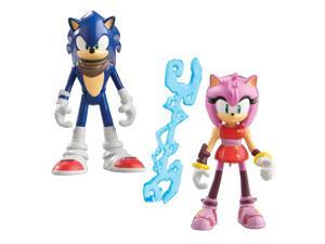 Sonic Boom Small Figure 2 Pack- Sonic and Amy