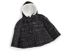 Summer Infant Car Seat Coat - Sherpa Puffer