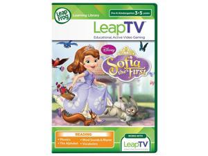 LeapFrog LeapTV Disney Jr. Sofia the First Educational, Active Video Game