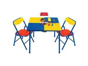 Toys R Us Building Block Table with Chairs