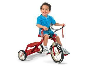 Radio Flyer Classic 12 inch Red Dual Deck Tricycle