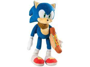 Sonic Deluxe 15 inch Plush Figure