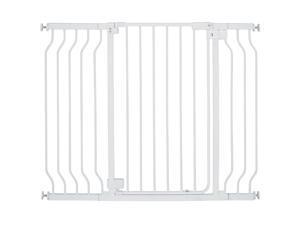 Summer Infant Multi-Use Extra Tall Walk Thru Gate - White
