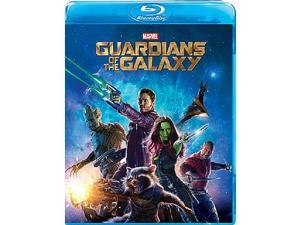 Guardians of the Galaxy 2014 Blu-Ray Combo Pack 3D BD/2D BD/Digital HD