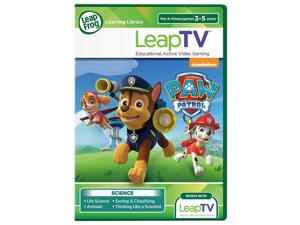 LeapFrog LeapTV PAW Patrol: Storm Rescuers Educational  Active Video Game