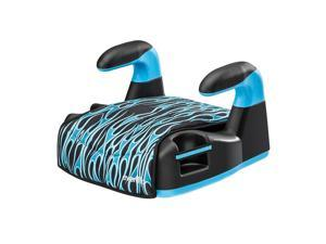 Evenflo Amp LX No-Back Booster Car Seat - Flames