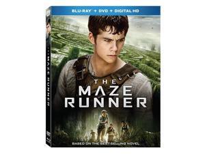 The Maze Runner Blu-Ray Combo Pack - Blu-Ray/DVD/Digital HD