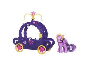My Little Pony Cutie Mark Magic Princess Twilight Sparkle Charm Carriage Plays