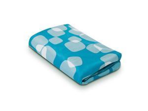 4moms breeze Waterproof Bassinet Sheet - Blue