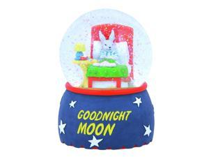 Precious Moments Goodnight Moon 100mm Musical Water Globe