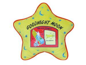 Precious Moments Goodnight Moon Star Pillow with Photo Holder
