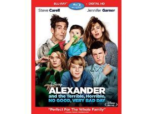 Alexander & the Terrible, Horrible, No Good, Very  Day Blu-Ray Combo Pack
