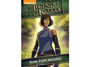The Legend of Korra: Book Four - Balance 2-Discs DVD