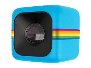 Polaroid Cube 6.0 MP Lifestyle Action Video Camera - 1080p - Blue