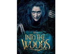 Into The Woods Blu-Ray Blu-Ray/Digital HD