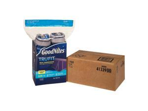 GOODNITES Tru-Fit Real Underwear with Nighttime Protection Starter Pac - S/M