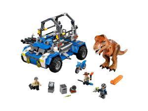 LEGO Jurassic World T-Rex Tracker 75918