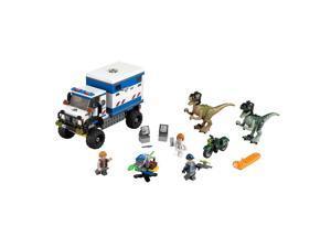 LEGO Jurassic World Raptor Rampage 75917