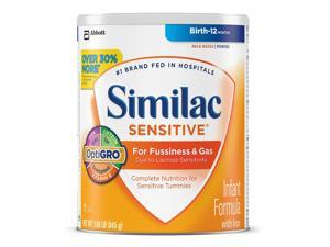 Similac Sensitive Infant Formula Value Pack - 29.7 ounce