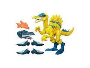 Jurassic World Hero Mashers Spinosaurus Figure