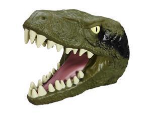 Jurassic World Chomping Velociraptor Head