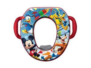 """Mickey Mouse """"Mickey Capers"""" Soft Potty Seat"""