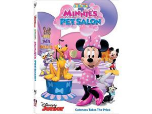 Mickey Mouse Clubhouse: Minnie's Pet Salon DVD