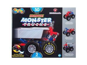 Fastback&#59; Monster Trucks
