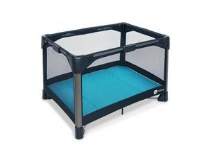 4moms breeze Play Yard - Blue