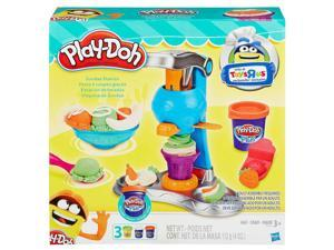 Play-Doh Sundae Station