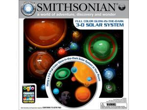 Smithsonian 3D Hanging Glow In the Dark Solar System