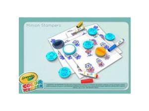 Color Wonder Minions, Stampers