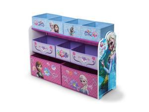 Disney Frozen Deluxe 9 Bin Toy Organizer