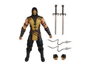 Mortal Kombat X Series 1 6 Inch Figure - Scorpion