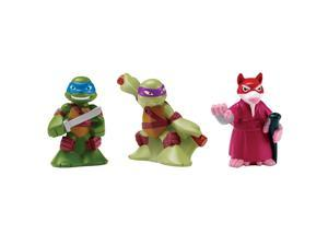 Teenage Mutant Ninja Turtles Half Shell Bat - Leonardo, Donatello & Splinter