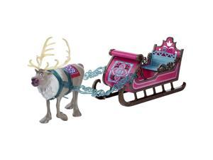 Disney Frozen Anna and Elsa's Royal Sled