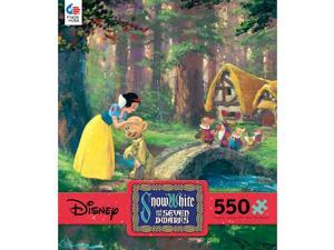 Ceaco Disney Fine Art 550 Piece Jigsaw Puzzle - Snow White