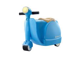 Diggin Active Skootcase Ride-On - Blue