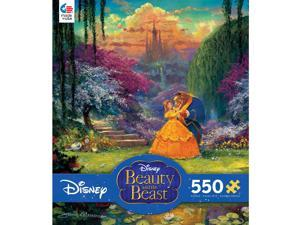 Ceaco Disney Fine Art 550 Piece Jigsaw Puzzle - Beauty & the Beast
