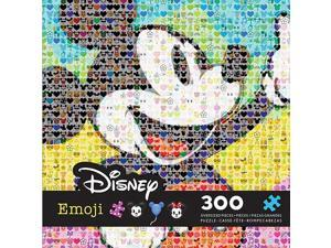 Disney Mickey Mouse 300 Piece Emoji Puzzle