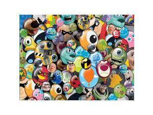 Ceaco Disney Pixar Buttons Photo Collection 750 Piece Jigsaw Puzzle